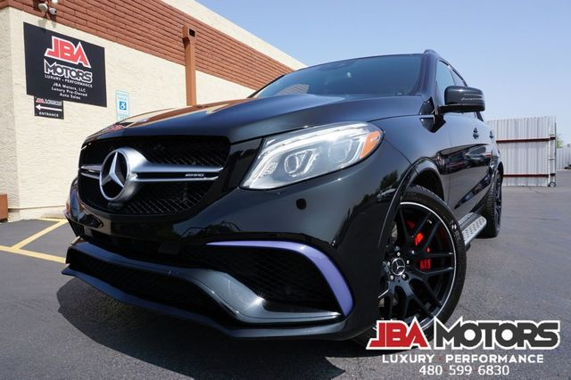 2016 Mercedes-Benz AMG GLE 63 S-Model GLE63 S AMG GLE 63s 4Matic AWD