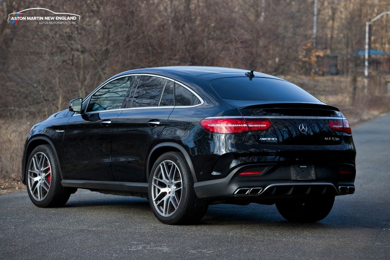 2016 Mercedes-Benz AMG GLE 63 S  city MA  Aston Martin of New England  in Waltham, MA