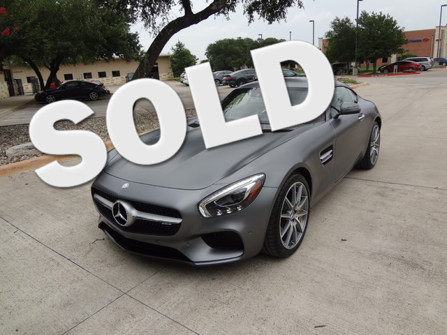 2016 Mercedes-Benz AMG GT S in Austin, Texas 78726
