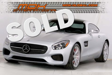 2016 Mercedes-Benz AMG GT S - BURMESTER HIGH-END - Designo Magno Iridium in Los Angeles