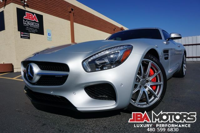 2016 Mercedes-Benz AMG GT S Coupe AMG GTS