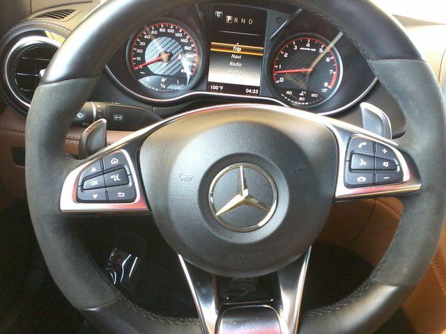 2016 Mercedes-Benz AMG GT S Designo  Diamond White Metallic San Antonio, Texas 32