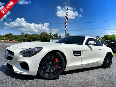 2016 Mercedes-Benz AMG GT S COUPE CARFAX CERTIFIED 21K MILES SERVICED in Plant City, Florida