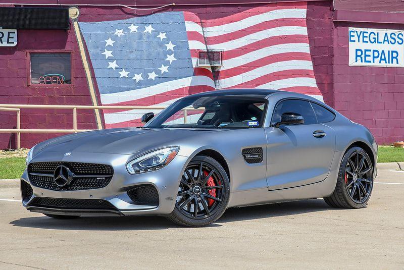 2016 Mercedes-Benz AMG GT S  city TX  Dallas Motorsports  in Wylie, TX