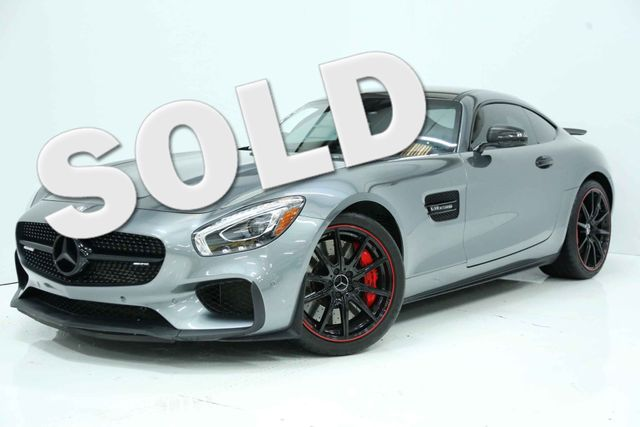 2016 Mercedes-Benz AMG GTS Launch  Edition Houston, Texas 0