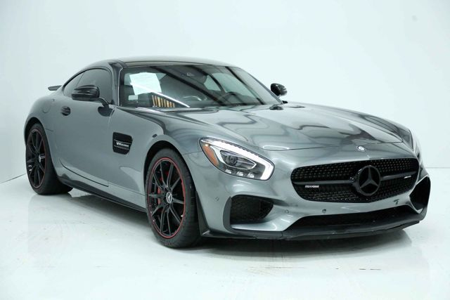 2016 Mercedes-Benz AMG GTS Launch  Edition Houston, Texas 1