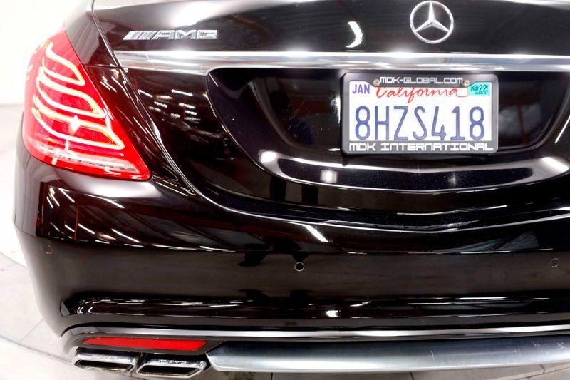 2016 Mercedes-Benz AMG S 63 - Loaded - Original MSRP of 160K  city California  MDK International  in Los Angeles, California