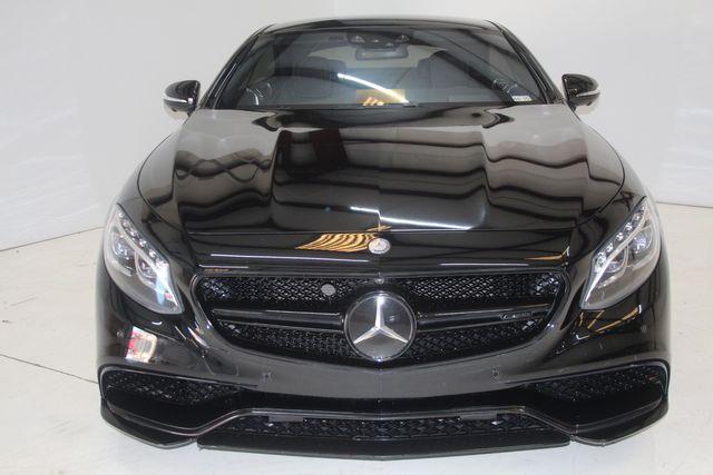 2016 Mercedes-Benz AMG S 63 Coupe Houston, Texas 1