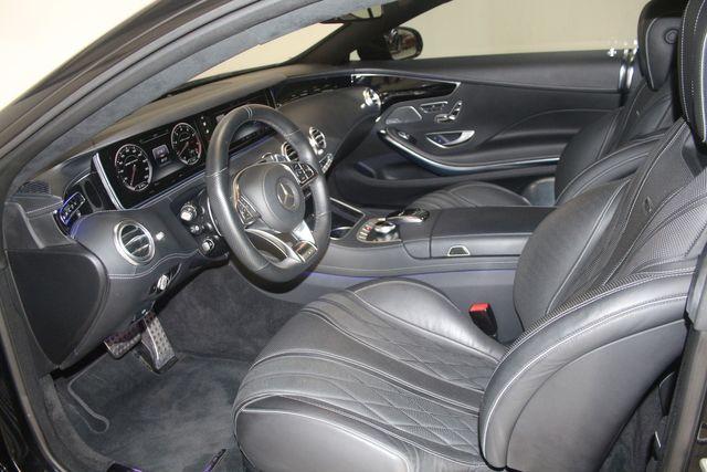 2016 Mercedes-Benz AMG S 63 Coupe Houston, Texas 13