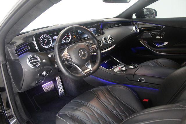 2016 Mercedes-Benz AMG S 63 Coupe Houston, Texas 14