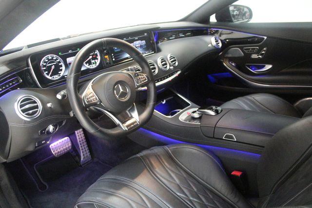 2016 Mercedes-Benz AMG S 63 Coupe Houston, Texas 16
