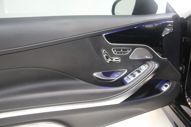 2016 Mercedes-Benz AMG S 63 Coupe Houston, Texas 17