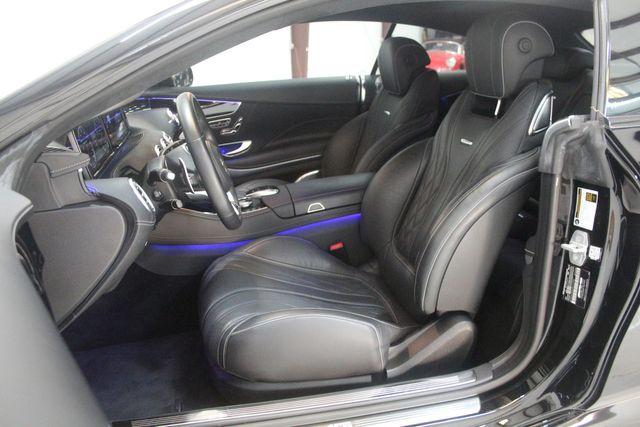 2016 Mercedes-Benz AMG S 63 Coupe Houston, Texas 18