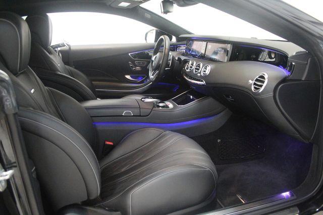 2016 Mercedes-Benz AMG S 63 Coupe Houston, Texas 23