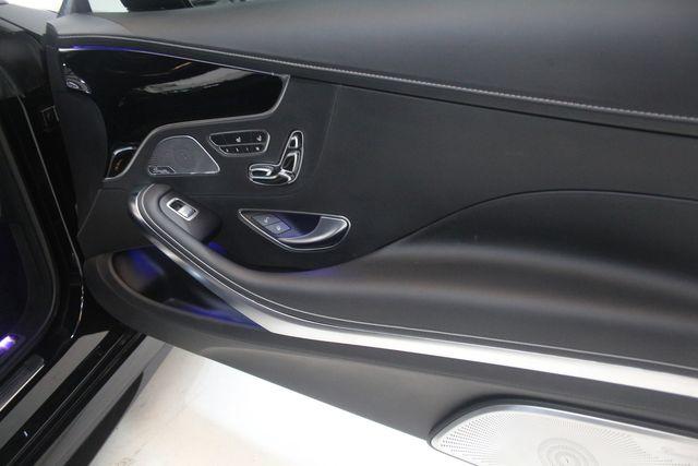 2016 Mercedes-Benz AMG S 63 Coupe Houston, Texas 24