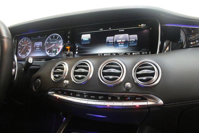 2016 Mercedes-Benz AMG S 63 Coupe Houston, Texas 28