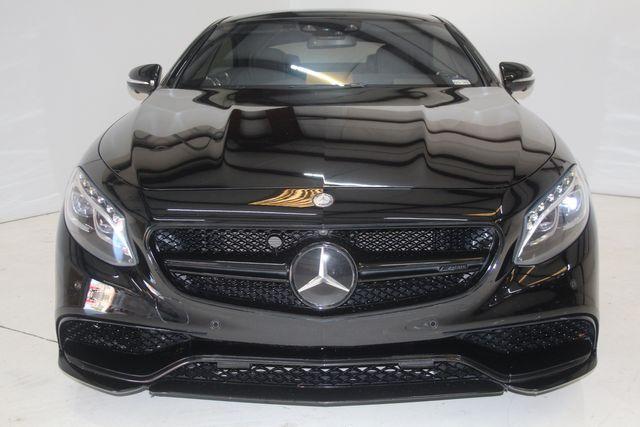 2016 Mercedes-Benz AMG S 63 Coupe Houston, Texas 3