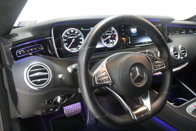 2016 Mercedes-Benz AMG S 63 Coupe Houston, Texas 32