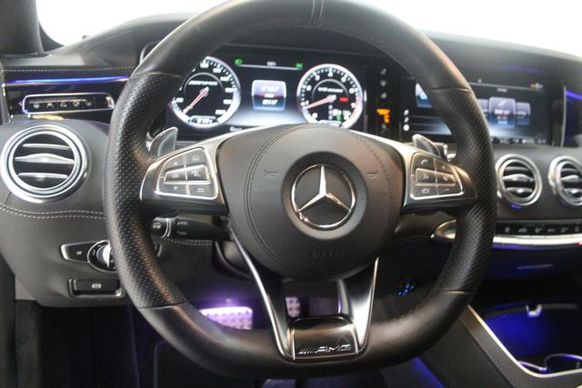 2016 Mercedes-Benz AMG S 63 Coupe Houston, Texas 34