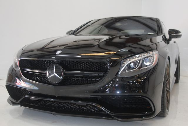 2016 Mercedes-Benz AMG S 63 Coupe Houston, Texas 5