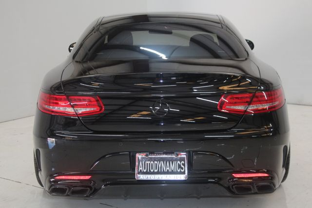 2016 Mercedes-Benz AMG S 63 Coupe Houston, Texas 7