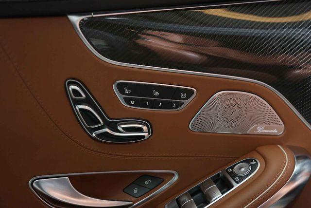 2016 Mercedes-Benz AMG S 63 Houston, Texas 16