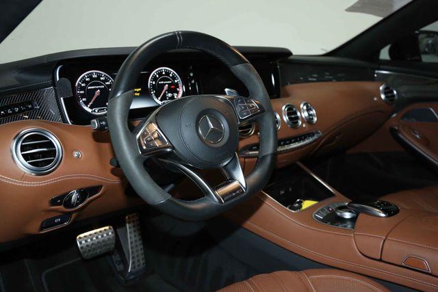 2016 Mercedes-Benz AMG S 63 Houston, Texas 17