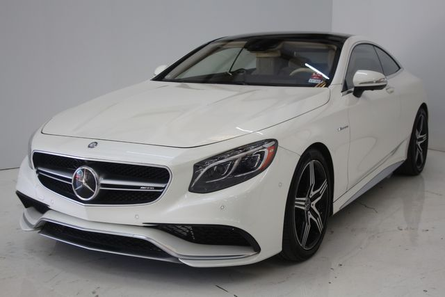 2016 Mercedes-Benz AMG S 63 Houston, Texas 1