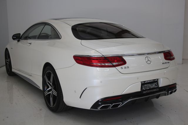 2016 Mercedes-Benz AMG S 63 Houston, Texas 11