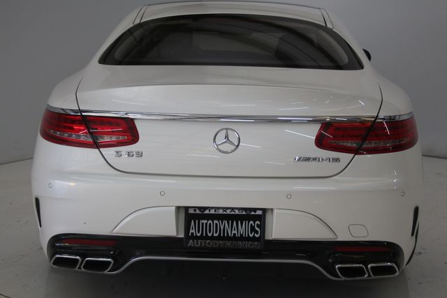 2016 Mercedes-Benz AMG S 63 Houston, Texas 8