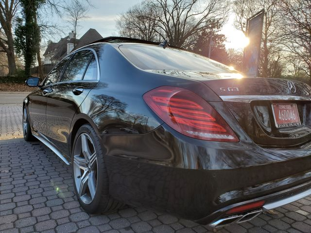 2016 Mercedes-Benz AMG S 63 Memphis, Tennessee 23