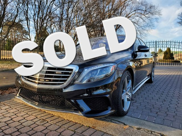 2016 Mercedes-Benz AMG S 63 Memphis, Tennessee