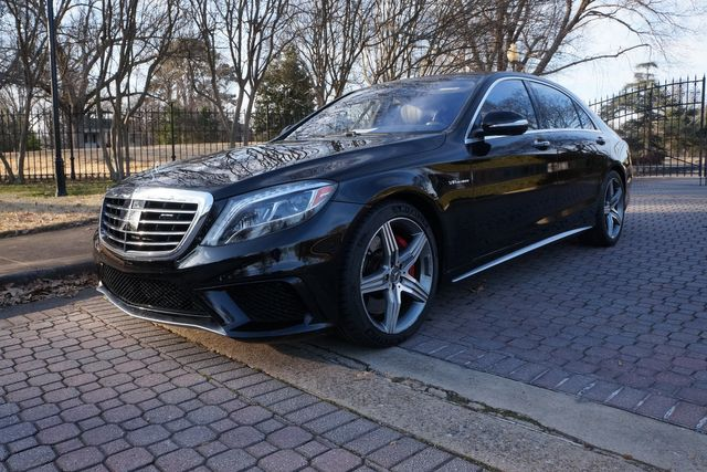 2016 Mercedes-Benz AMG S 63 Memphis, Tennessee 31