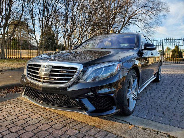 2016 Mercedes-Benz AMG S 63 Memphis, Tennessee 1