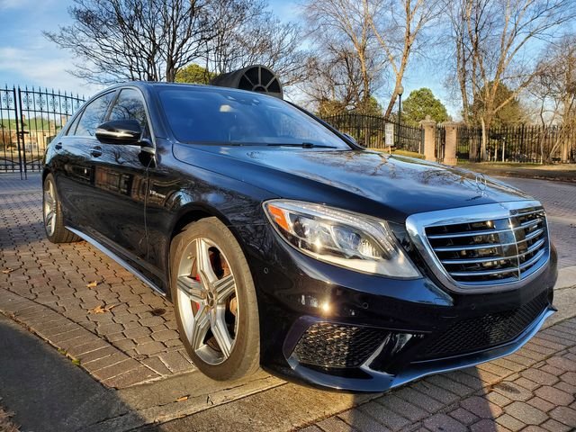2016 Mercedes-Benz AMG S 63 Memphis, Tennessee 2