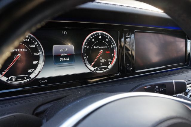 2016 Mercedes-Benz AMG S 63 Memphis, Tennessee 50