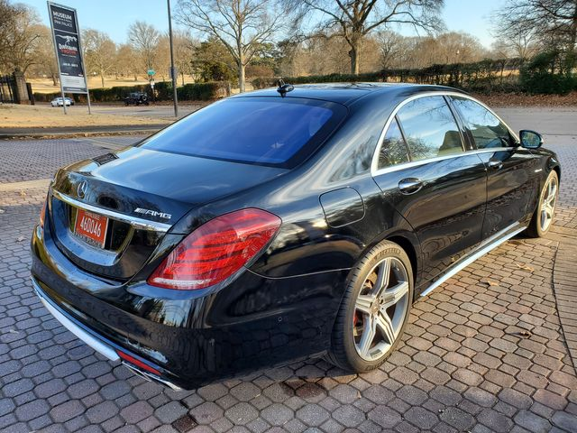 2016 Mercedes-Benz AMG S 63 Memphis, Tennessee 3
