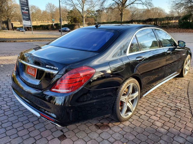 2016 Mercedes-Benz AMG S 63 Memphis, Tennessee 4