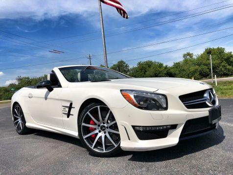 2016 Mercedes-Benz AMG SL 63 AMG SL63 HIGH CONTRAST PKG CARBON DESIGNO in , Florida