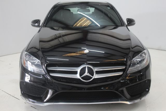 2016 Mercedes-Benz C 300 4 Matic  Sport pkg Luxury Houston, Texas 1