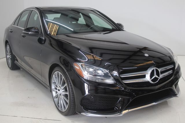 2016 Mercedes-Benz C 300 4 Matic  Sport pkg Luxury Houston, Texas 2