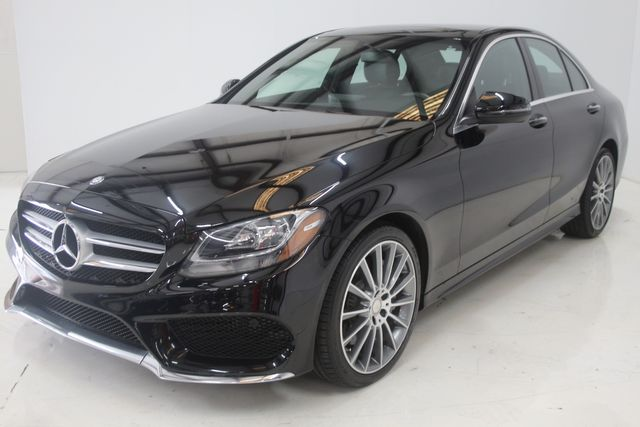 2016 Mercedes-Benz C 300 4 Matic  Sport pkg Luxury Houston, Texas 4