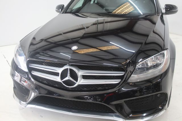 2016 Mercedes-Benz C 300 4 Matic  Sport pkg Luxury Houston, Texas 5
