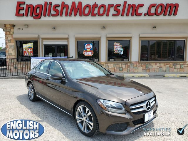 2016 Mercedes-Benz C 300 Sport in Brownsville, TX 78521