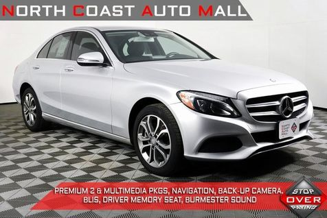 2016 Mercedes-Benz C 300 C 300 in Cleveland, Ohio