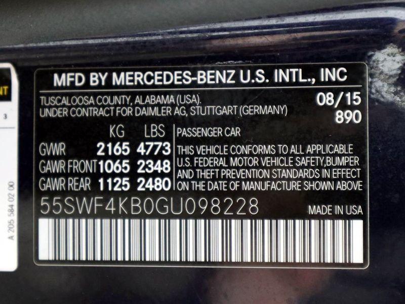 2016 Mercedes-Benz C-Class C 300  city Ohio  North Coast Auto Mall of Cleveland  in Cleveland, Ohio