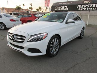 2016 Mercedes-Benz C 300 Sport Sedan in Costa Mesa, California 92627