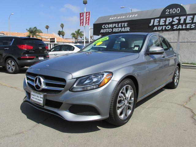 2016 Mercedes-Benz C 300 Sport in Costa Mesa, California 92627