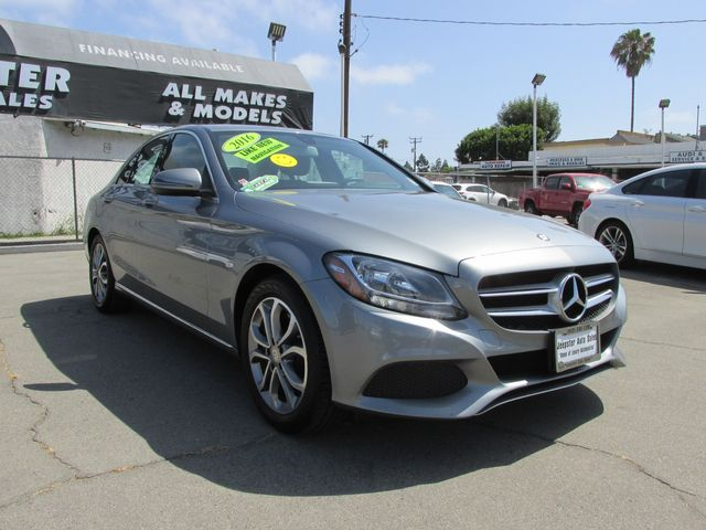 2016 Mercedes-Benz C 300 Sport in Costa Mesa, California 92627