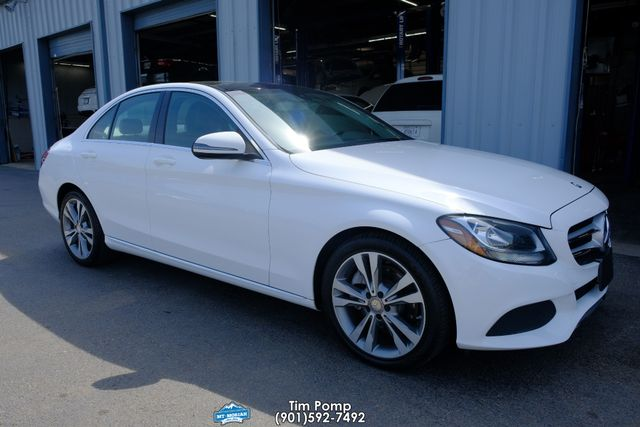 2016 Mercedes-Benz C 300 Sport W/ PANO ROOF